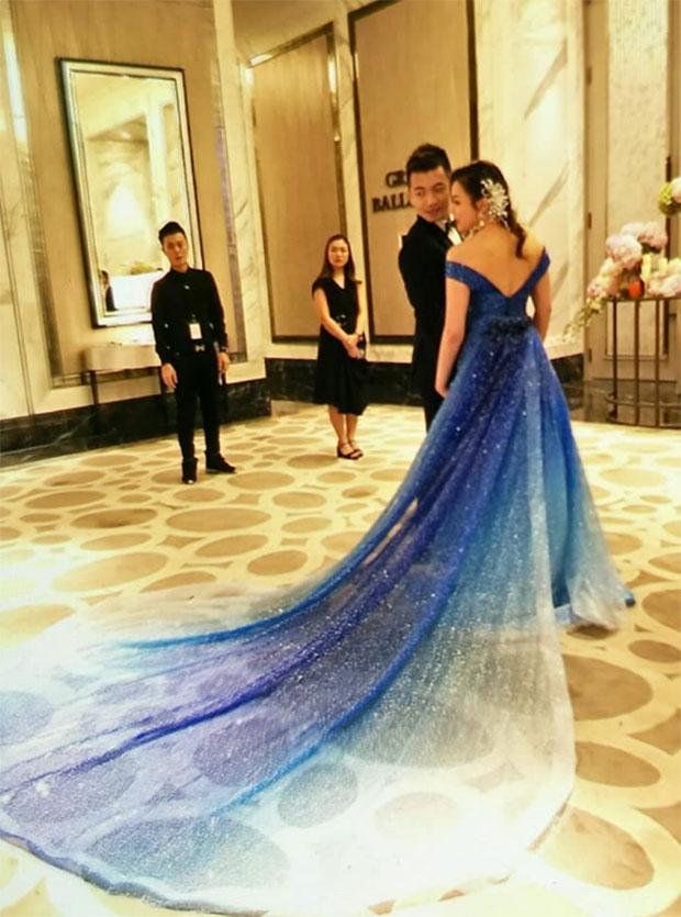 Wishing Tan Wee Kiong and Chia Shi Ling a long and happy marriage. (photo: spozami wedding photo)