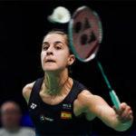 Wish Carolina Marin a speedy recovery. (photo: AP)