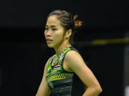 Ratchanok Intanon continues her late season surge at BWF World Superseries Finals in Dubai. (photo: AP)