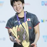 Ayane Yamaguchi ends this year on a high note by winning the BWF Super Series Finals. (photo: AP)
