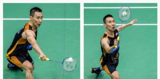 Playing in too many back to back tournaments in a year will be extremely exhausting for Lee Chong Wei. (photo: AP)