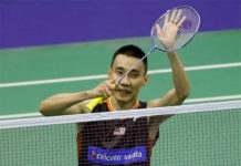 It's undeniably exciting to watch Lee Chong Wei and other top shuttlers at the Malaysia Masters. (photo: AP)