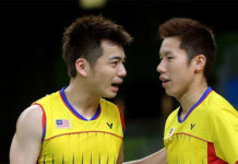 Goh V Shem/Tan Wee Kiong enter Malaysia Masters second round. (photo: AP)