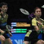 Chan Peng Soon/Goh Liu Ying enter the Malaysia Masters quarter-finals. (photo: AP)