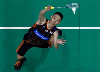 Lee Chong Wei and other top players are dissatisfied with BWF's crammed 2018 calendar. (photo: AP)