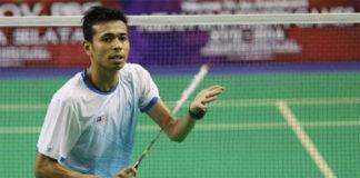 Iskandar Zulkarnain makes winning start at Indian Open. (photo: AP)