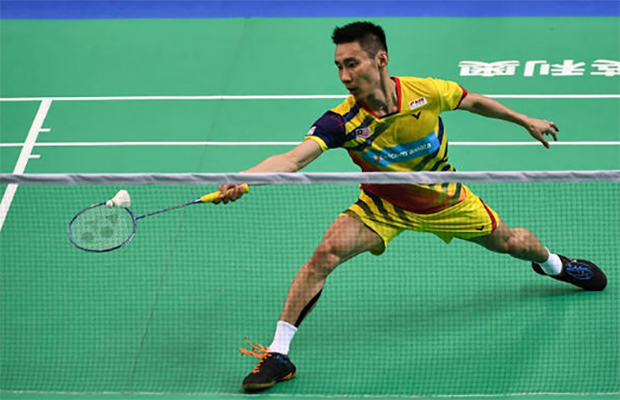 Lee Chong Wei Shows His Team The True Mark Of Leadership Photo Ap
