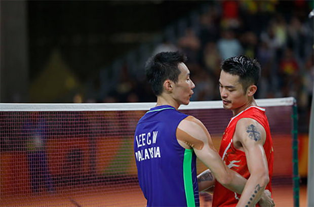 Lee Chong Wei could set up dream battle against Lin Dan in the 2018 All England quarter-final.