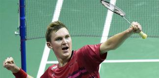 Wish Viktor Axelsen a speedy recovery. (photo: AP)