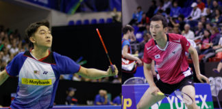 Wish Tan Boon Heong and Yoo Yeon Seong good luck in their partnership.