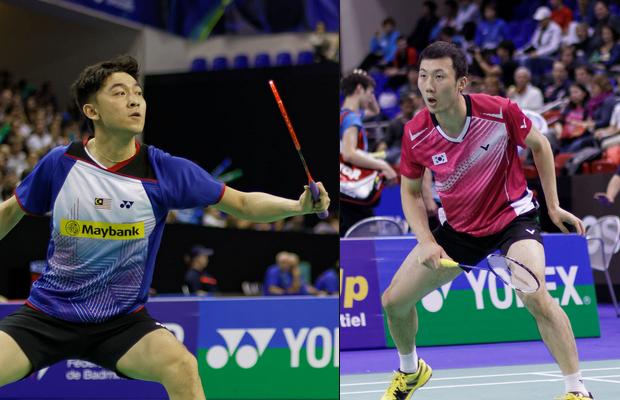 Wish Tan Boon Heong and Yoo Yeon Seong good luck in their partnership.