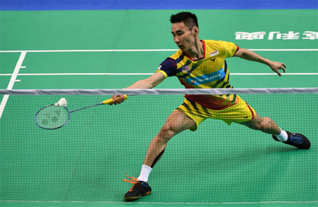Lee Chong Wei could regain World No. 1 ranking if he wins the 2018 All England title. (photo: AP)