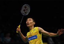 Lee Chong Wei enters All England second round. (photo: AP)