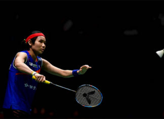 Tai Tzu Ying is advance to the All England quarter-finals. (photo: AP)