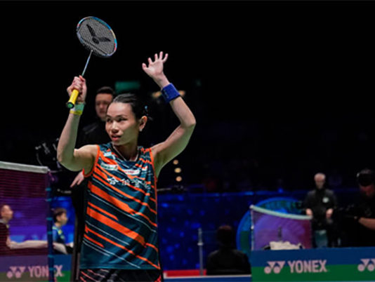 Tai Tzu Ying advances to semifinals of 2018 All England. (photo: AP)