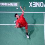 Lin Dan to play Shi Yuqi in the All England final. (photo: AP)