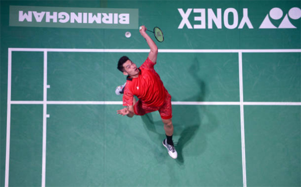 Lin Dan to play Shi Yuqi in the All England final. (photo: AP)