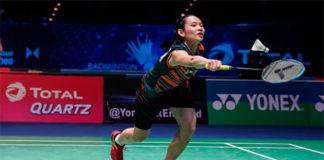 Tai Tzu Ying races into All England final. (photo: AP)