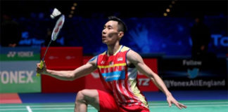 Lee Chong Wei asks his teammates to step up to the plate at the Thomas Cup Finals. (photo: AP)