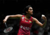 Wish PV Sindhu a speedy recovery from her ankle injury. (photo: AP)