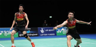 Goh V Shem/Tan Wee Kiong look to defend the Commonwealth Games title