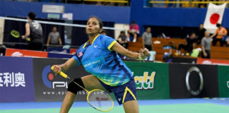 Selvaduray Kisona losses in the Orleans Masters quarter-finals