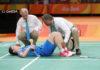 Li Xuerui's comeback will be a huge boost to Chinese women's badminton. (photo: AP)