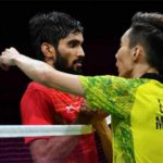 Lee Chong Wei faces stiff challenge from Kidambi Srikanth at Asia Championships. (photo: AP)