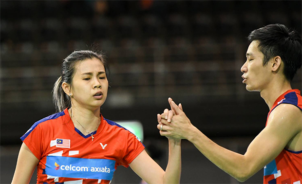 Chan Peng Soon/Goh Liu Ying one win away from the Australian Open title. (photo: Viktor Van)