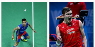 Lee Chong Wei and Viktor Axelsen take center stage at Thomas Cup Finals on Wednesday.
