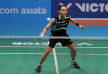 Tai Tzu Ying vows to defend the Malaysia Open title. (photo: AP)