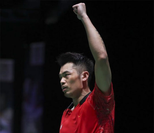 Lin Dan will be the man to be at the 2018 Malaysia Open. (photo: AP)