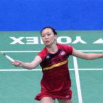 Zhang Beiwen produces stunning comeback to reach US Open final. (photo: AP)
