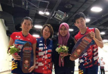 Chang Peng Soon/Goh Liu Ying regain their momentum to win the 2018 US Open title. (photo: Facebook)