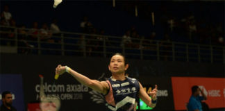 Tai Tzu Ying continues her hot form at Malaysia Open. (photo: Bernama)