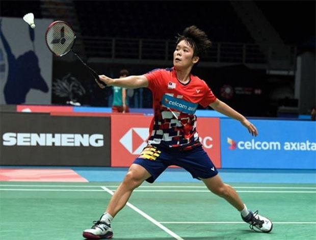 Goh Jin Wei appears to regain her form at Malaysia Open. (photo: Bernama)