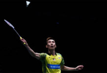 Lee Chong Wei enters Indonesia Open second round. (photo: AP)