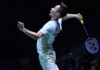 Should Lee Chong Wei reach his top form early and win his seventh Indonesia Open, or should he reserve his best for the World Championships and the Asian Games? (photo: AFP)