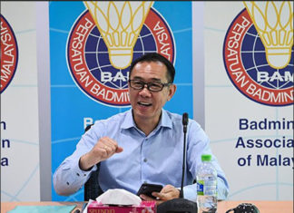 BAM's Coaching and Training (C&T) committee chairman Ng Chin Chai. (photo: Bernama)