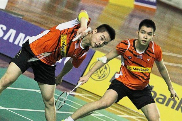 Kết quả hình ảnh cho Aaron Chia-Soh Wooi Yik badminton