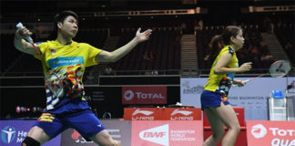 Goh Soon Huat/Shevon Jemie Lai advance to Singapore Open final. (photo: Bernama)