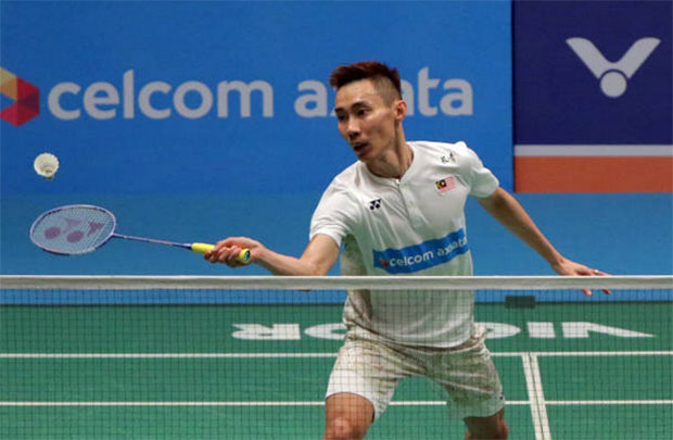 Lee Chong Wei withdraws from 2018 World Championships and Asian Games. (photo: AFP)