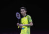 Prayers and well-wishes are pouring in for Lee Chong Wei. (photo: AFP)
