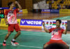 Wish Mohamad Arif/Nur Mohd Azriyn good luck in the Russia Open final. (photo: Bernama)