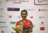 Congratulations to Ho Yen Mei for winning the 2018 Russia Open title. (photo: BAM)