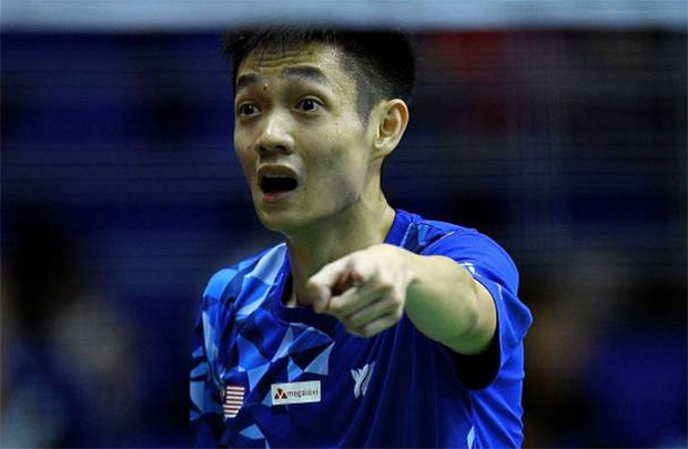Daren Liew to play Misha Zilberman of Israel at the 2018 World Championships. (photo: AFP)
