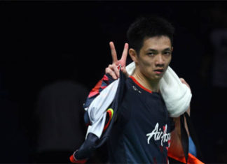 Daren Liew needs to be mentally tough, physically strong and consistent in order to do well in Asian Games. (photo: AFP)