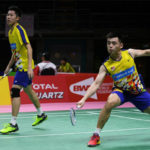 Goh V Shem/Tan Wee Kiong see opportunity in winning the Asian Games gold. (photo: AFP)
