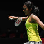 P.V Sindhu suffers shock loss in the 2018 Japan Open second round. (photo: AFP)