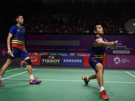 Goh V Shem/Tan Wee Kiong aiming for a strong performance at China Open. (photo: AFP)